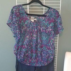 Billabong blouse size M